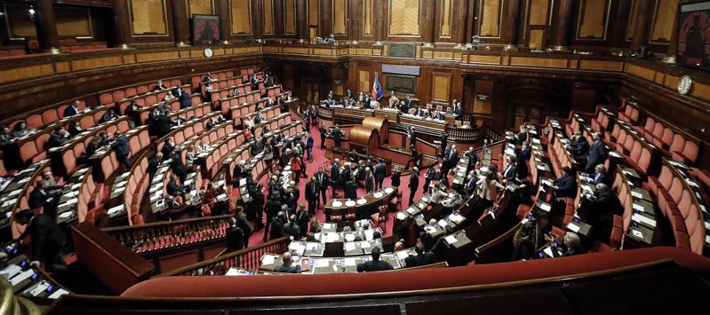 Iniziati gli incontri tra m5s e fi sui temi notizie oggi 24 for Senato italia