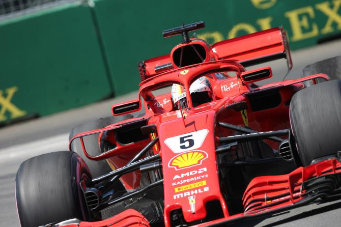 vettel vince canada