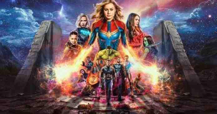 Avengers Endgame Trailer italiano