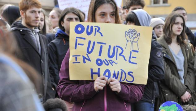 manifestazioni clima italia