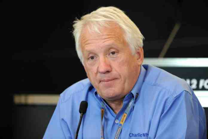 morto charlie whiting