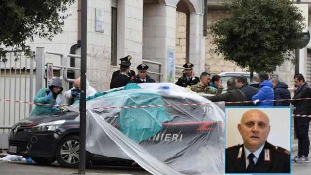 carabiniere ucciso foggia assassino