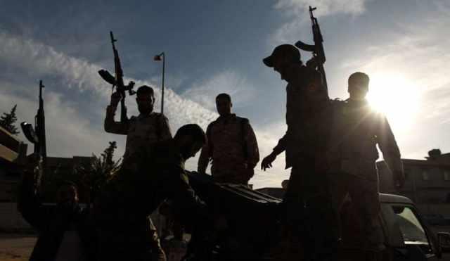 libia profughi haftar tripoli