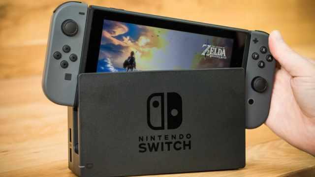 nintendo switch nuova console pro
