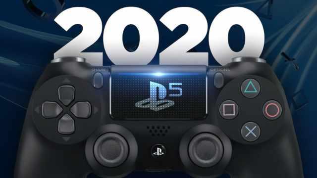 playstation 5 data uscita 2020