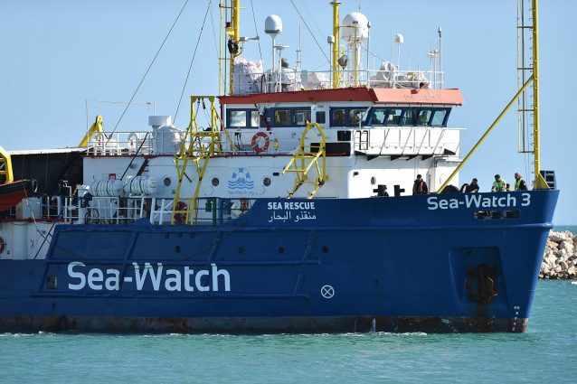 sea watch soccorre migranti