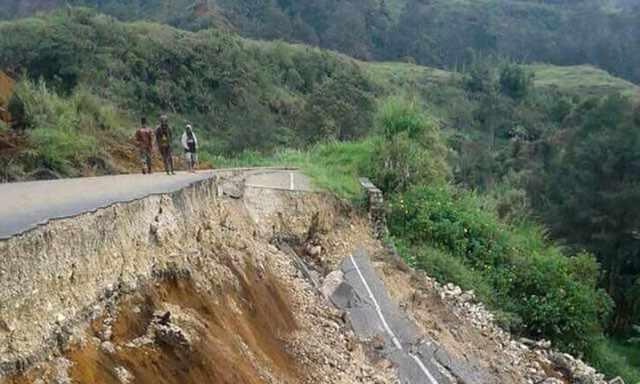 terremoto tsunami papua nuova guinea