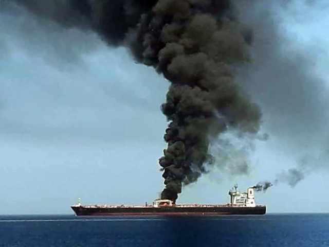 attacco petroliere golfo oman
