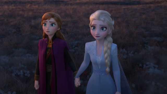 frozen 2 trailer ufficiale italiano