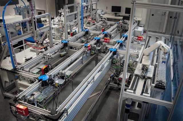 istat produzione industriale calo aprile