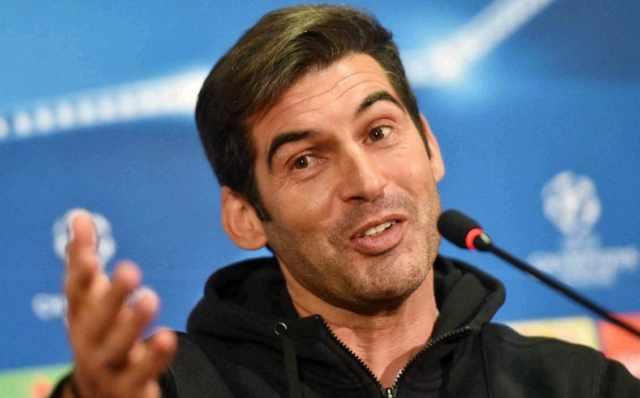 roma fonseca allenatore ufficiale