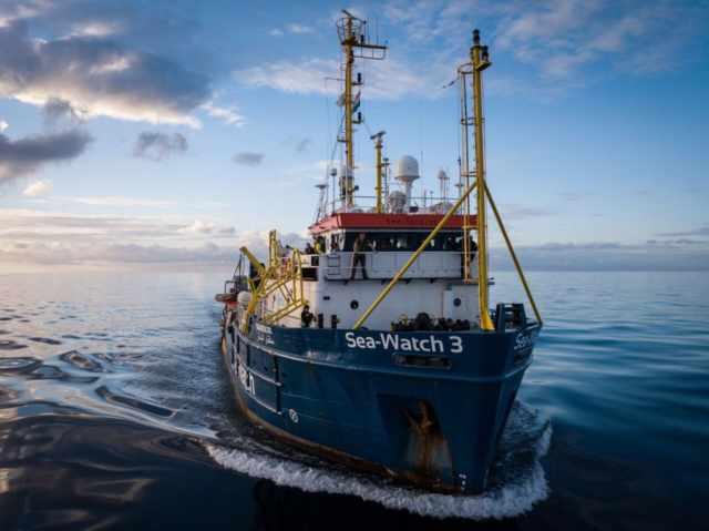 sea watch sbarco libia porto sicuro