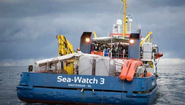 sea watch soccorre migranti libia