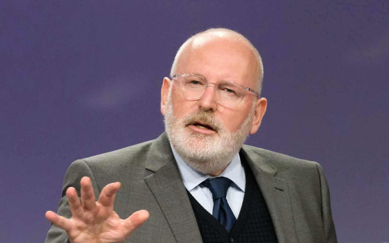 Nomine ue: Timmermans rifiutato da almeno 11 Paesi