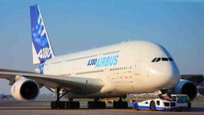 Airbus boeing vendite