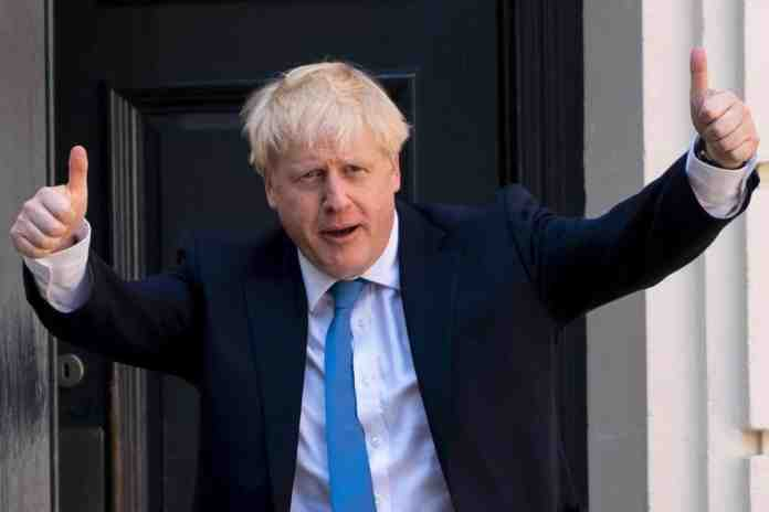 boris johnson no deal brexit