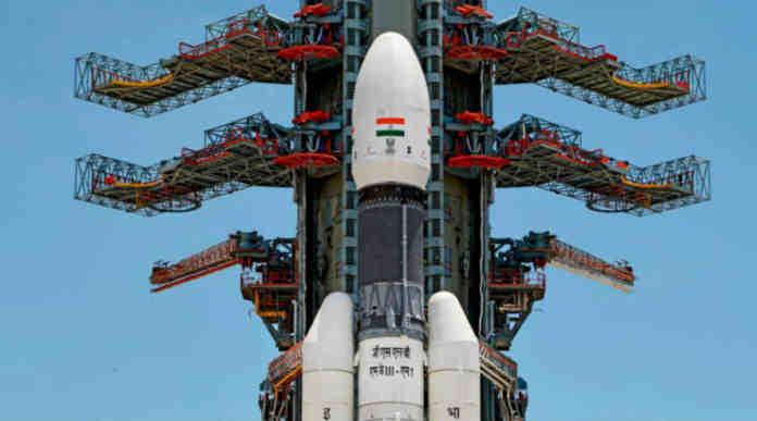 india lancio luna missione Chandrayaan 2