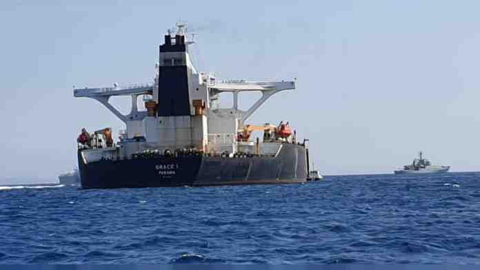 iran tentativo sequestro petroliera britannica