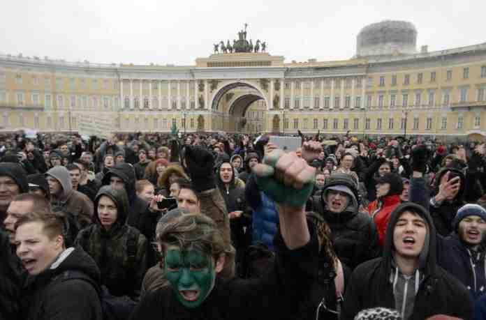 mosca proteste navalny