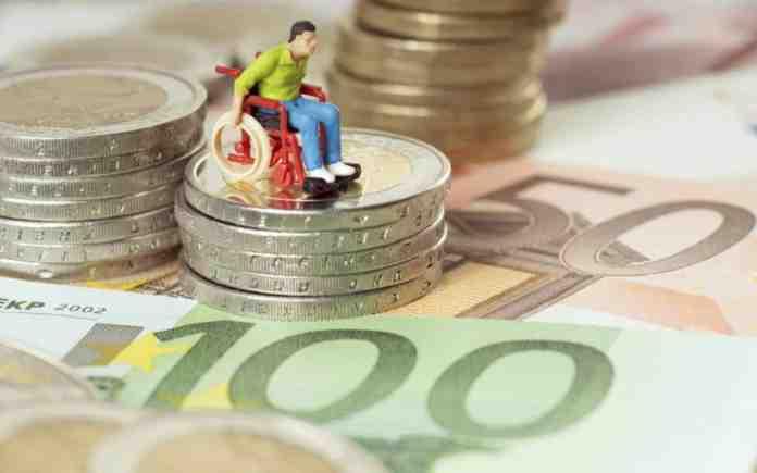 pensioni invalidita aumento 2020