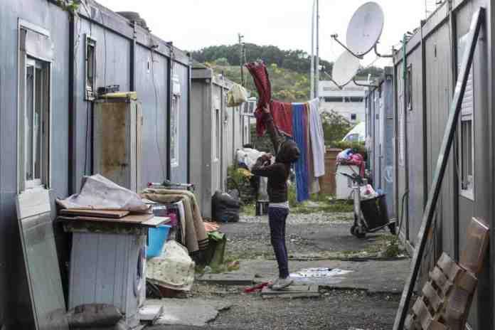 salvini censimento campi nomadi