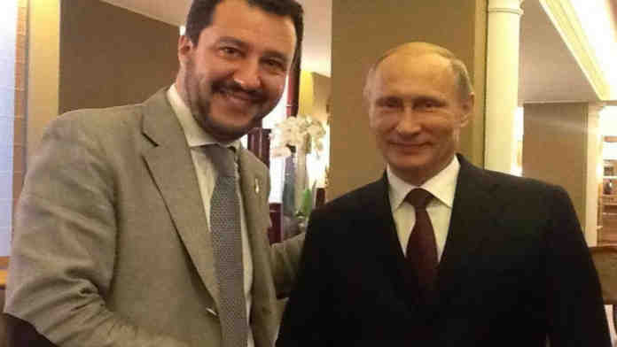 salvini fondi russi lega procura milano