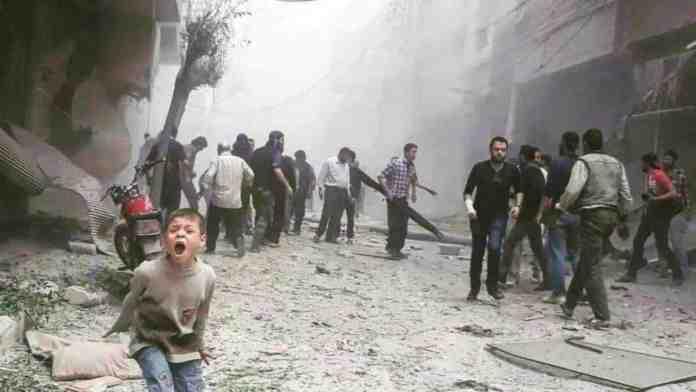 siria truppe militari francia gran bretagna