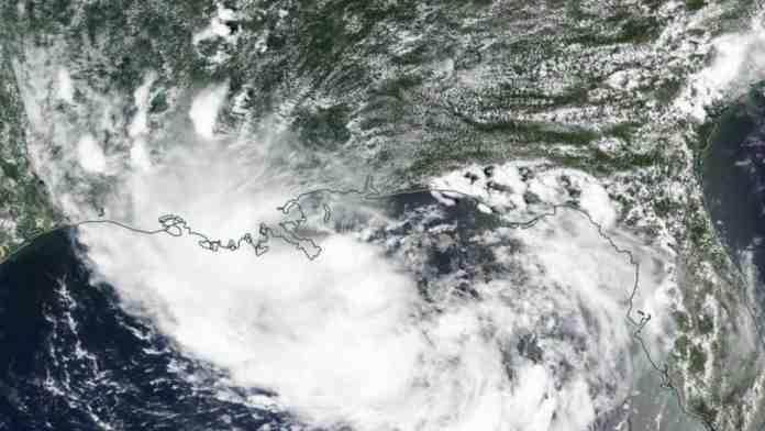 uragano barry evacuazione louisiana
