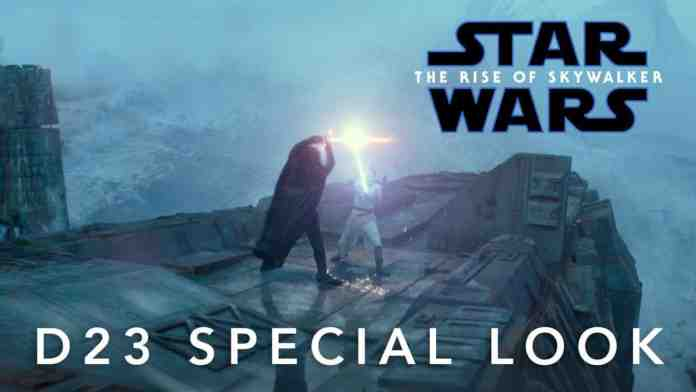 trailer ufficiale the rise of skywalker