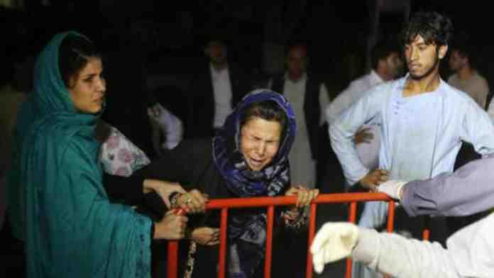afghanistan attentato matrimonio