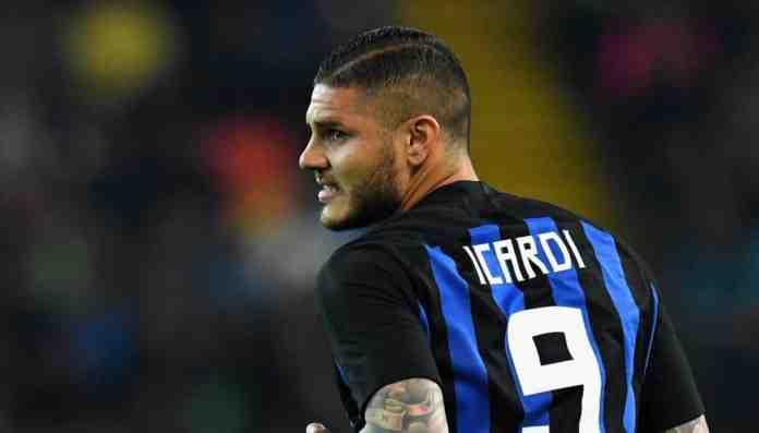 calciomercato inter icardi roma clausola anti juve
