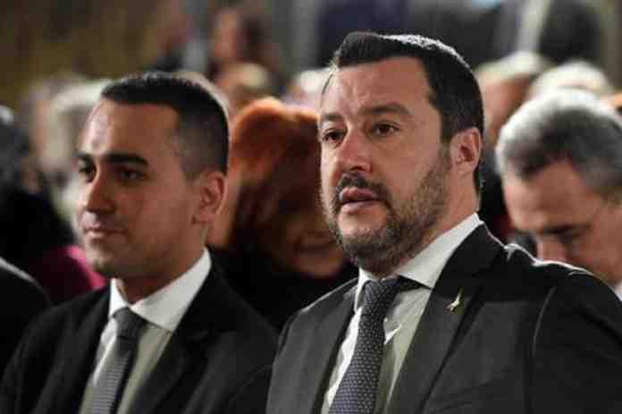 di maio salvini crisi blog