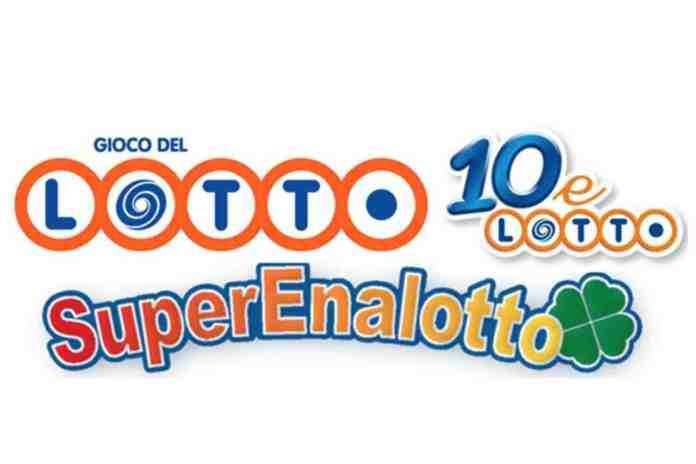 estrazioni lotto superenalotto 10elotto numeri vincenti martedi 13 agosto 2019