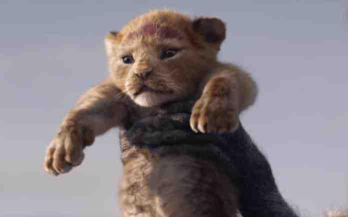 il re leone uscita sala live action