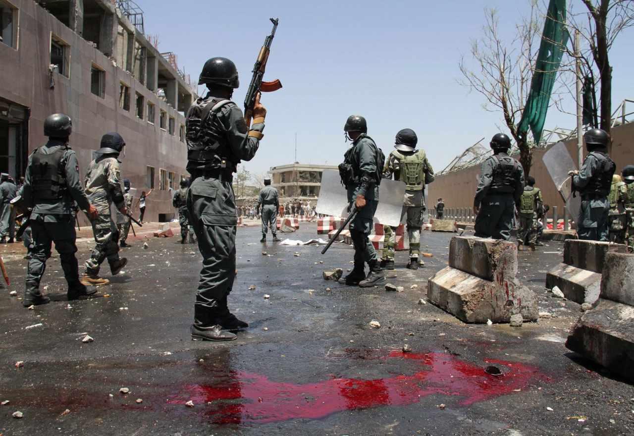 Usa, pronto il ritiro dei militari dall'Afghanistan
