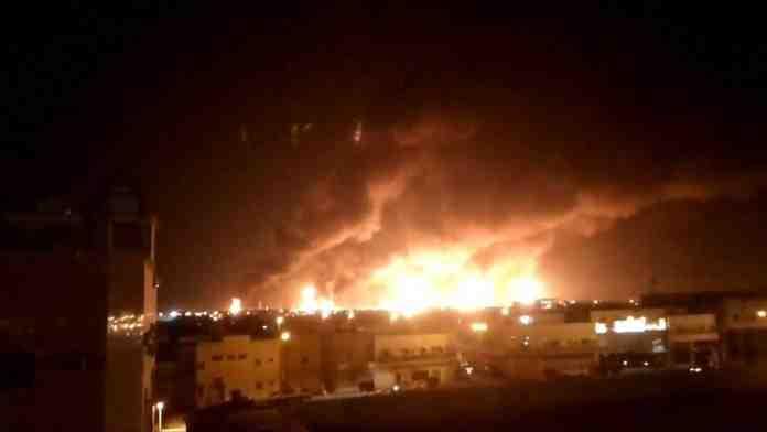 attacco arabia saudita petrolio stati uniti
