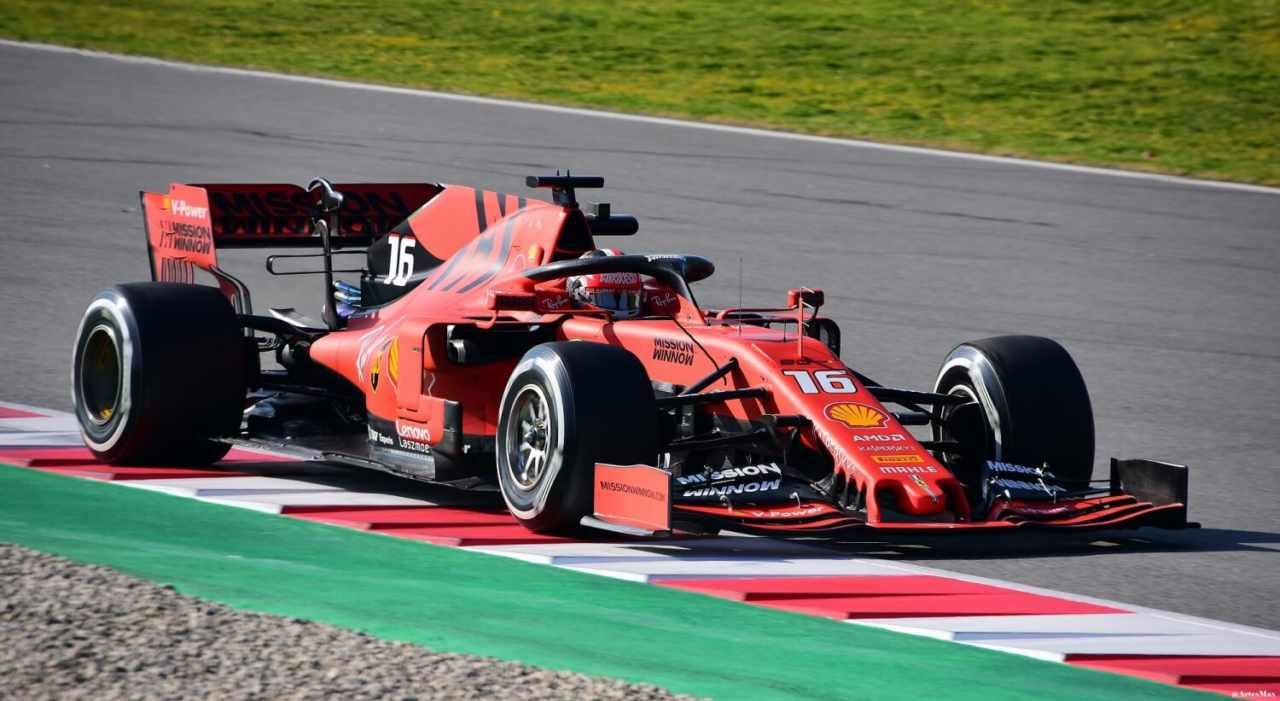 Il trionfo del monegasco di Monza