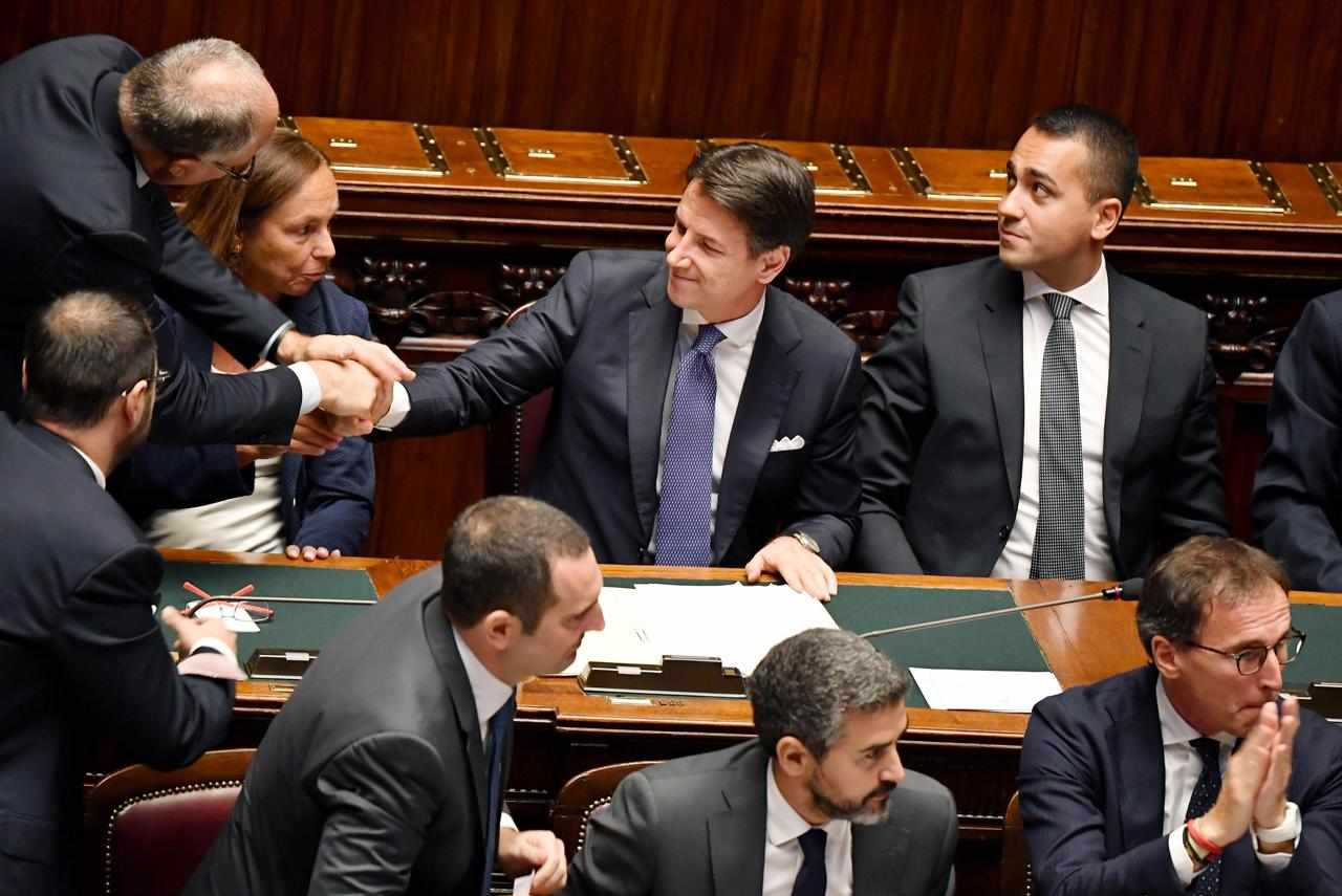 Il governo riceve la fiducia anche al senato 169 voti for Leggi approvate oggi al senato