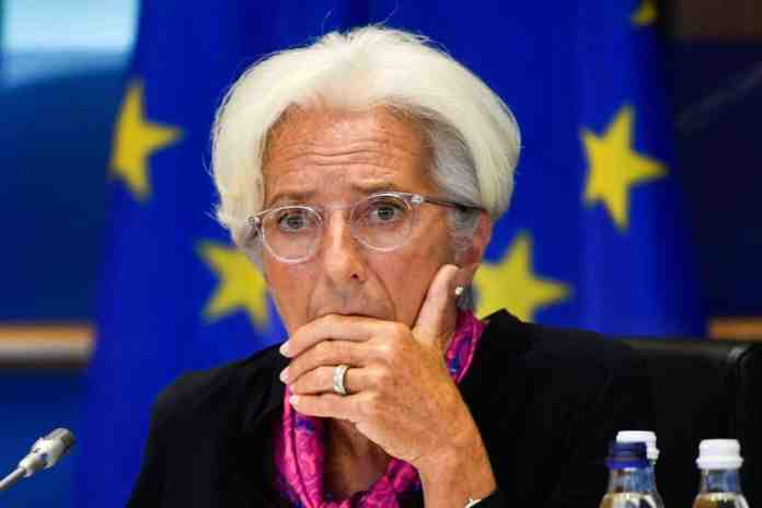 lagarde voto parlamento europeo bce