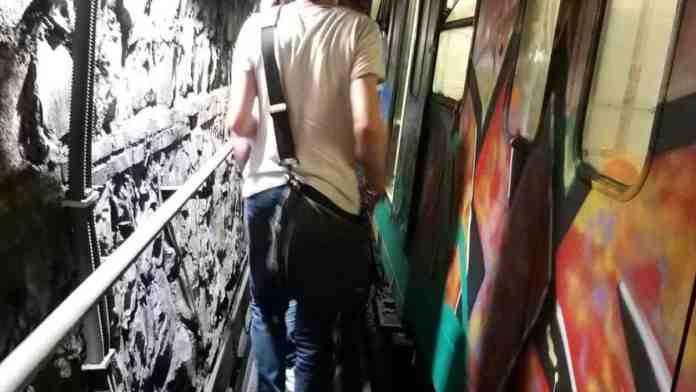 metro b problema passeggeri galleria colosseo