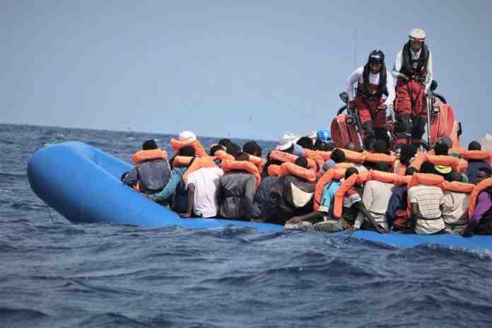 migranti guardia costiera malta la valletta