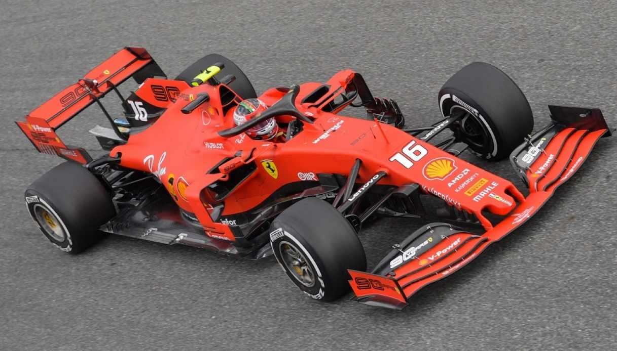 Monza, caos nelle qualifiche: ma Leclerc si prende la pole