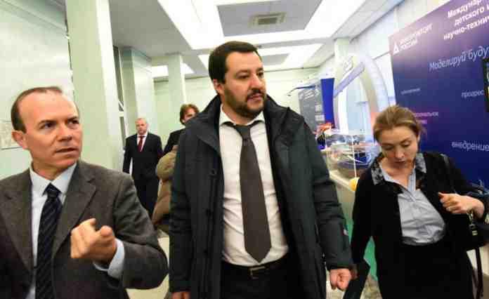 savoini soldi russi regione lombardia