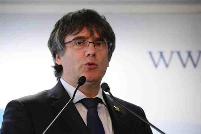 catalogna condanne indipendentisti Puigdemont