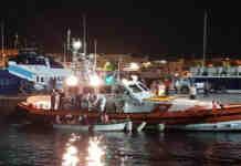 lampedusa naufragio migranti