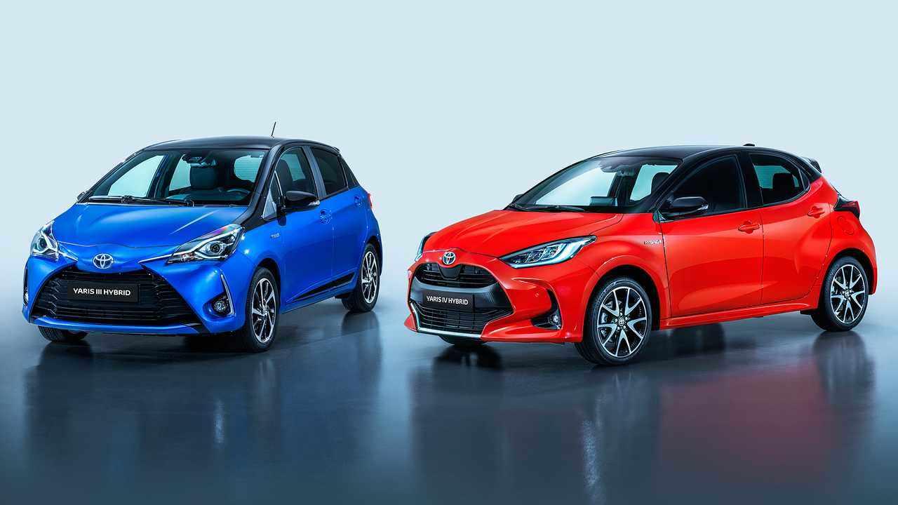 Nuova Toyota Yaris Hybrid 2020, tutte le novità sull ...