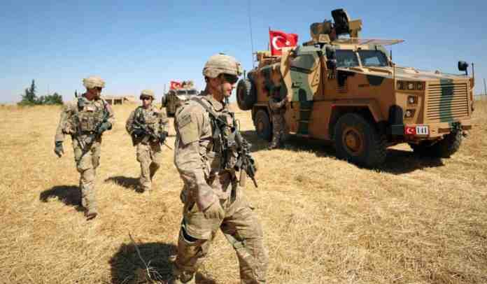 siria trump curdi turchia