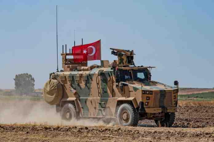 turchia invasione siria curdi