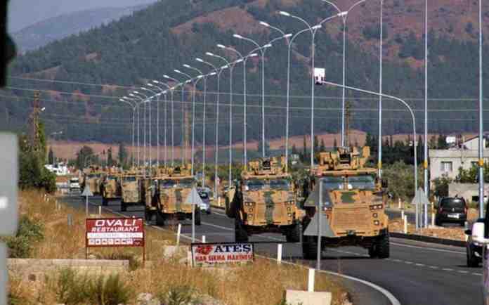 turchia siria armi germania francia erdogan