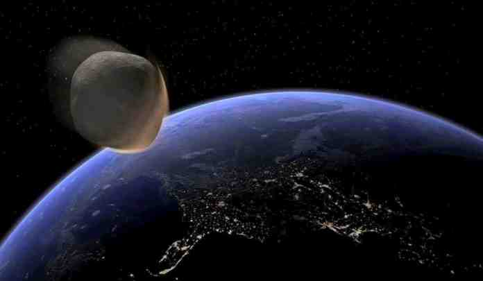 asteroide ug11 stasera passaggio